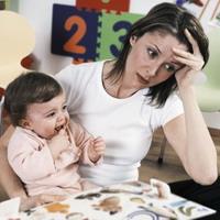 Женщина в декретном отпуске – как не сойти с ума