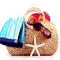Лето, море, пляж и… сумка