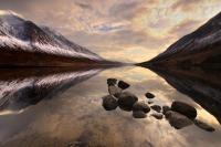 Зеркала шотландских озёр (фото - Роджер Меррифилд)