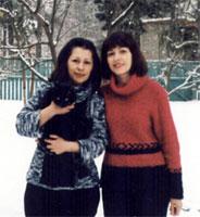 Волошины Анна и Ольга