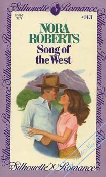 Песня Запада. Робертс Нора