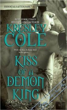 Поцелуй короля демонов. Коул Кресли