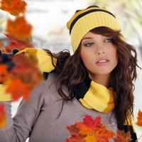 Осень, модная и элегантная