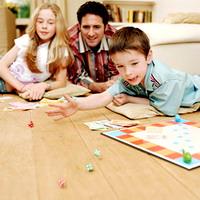Игры для всех или как развлечь гостей