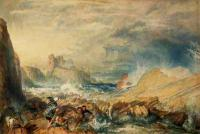 William Turner (������ Ҹ����). Tantallon Castle